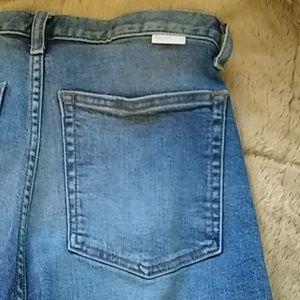 Anthropologie Jeans - Boyish Carter Highrise denim Sunset Boulevard
